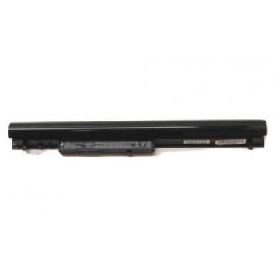 Hp batterij: Li-Ion 2800mAh - Zwart