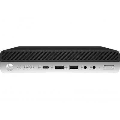 HP pc: EliteDesk 800 G3 - Zwart, Zilver (Renew)