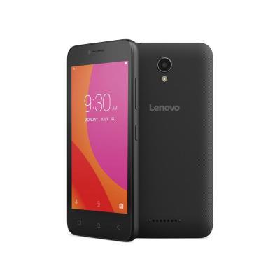 Lenovo smartphone: A Plus - Zwart