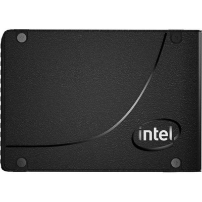 Intel Optane DC P4800X Series (750GB, 2.5in PCIe x4, 20nm, 3D XPoint™) SSD - Zwart