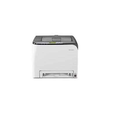 Ricoh laserprinter: SP C252DN kleurenprinter - Zwart, Cyaan, Magenta, Geel