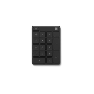 Microsoft Number Pad - Zwart