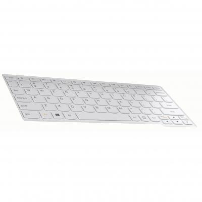 Lenovo notebook reserve-onderdeel: Keyboard for IdeaPad S210 Touch - Wit