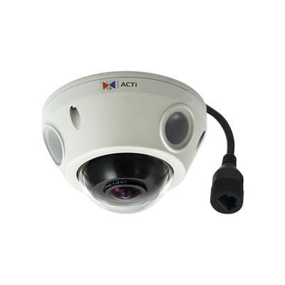 ACTi E925 Beveiligingscamera - Wit