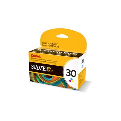 Kodak Color Ink Cartridge, 30 Inktcartridge - Cyaan,Magenta,Geel