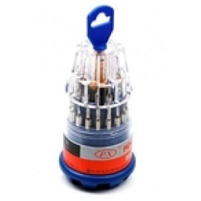 Microspareparts mobile handschroevedraaier & set: Screwdriver Set 30 Parts