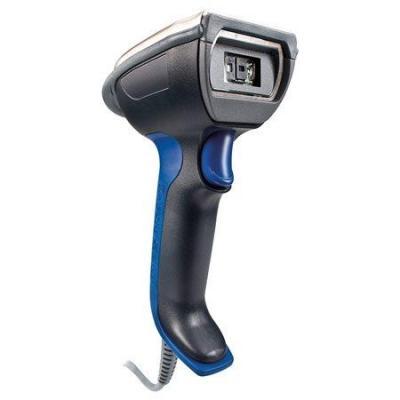 Intermec SR61T HP Barcode scanner - Zwart, Blauw