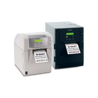 Toshiba B-SA4TM-GS12 Labelprinter - Zwart