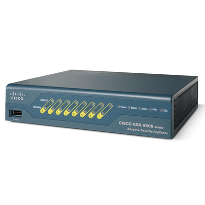 Cisco ASA 5505 firewall