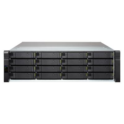 QNAP EJ1600 v2 SAN - Zwart