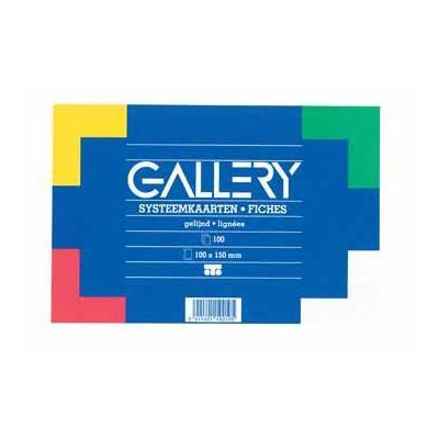 Gallery indexkaart: KARTONDS.24 POTL.STABILO COLOR