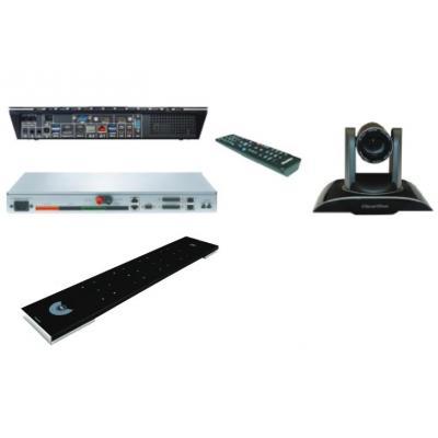 ClearOne COLLABORATE Pro 900 Videoconferentie systeem - Zwart, Wit
