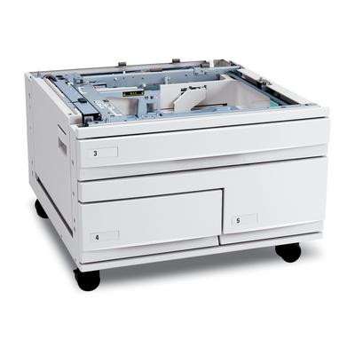 Xerox Extra grote-eenheid, 3 instelbares, A3 capaciteit 500 vel, A4-capaciteit 2000 vel, 2500 vel totaal Papierlade