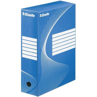 Esselte archiefdoos: A4, blue, 25 pcs - Blauw