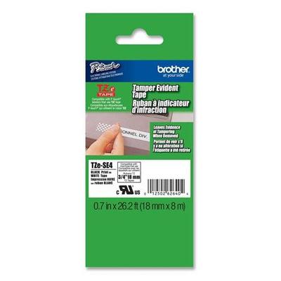 Brother TZE-SE4 Labelprinter tape