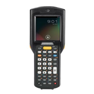 Zebra PDA: MC3200 - Zwart