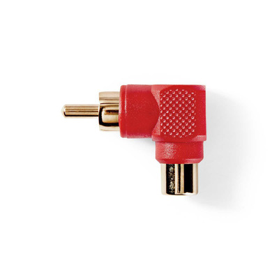 Nedis CAGP24920RD Kabel adapter - Rood