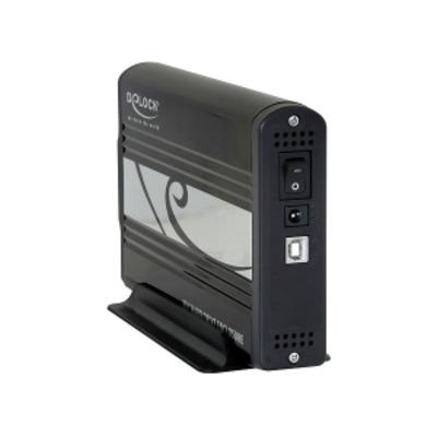 """DeLOCK 3.5"""" External enclosure SATA/IDE HDD to USB 2.0 Behuizing"""