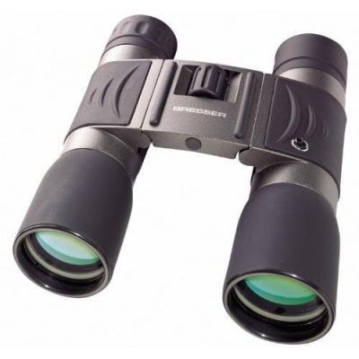 Bresser optics verrrekijker: Travel 10x32 - Zwart