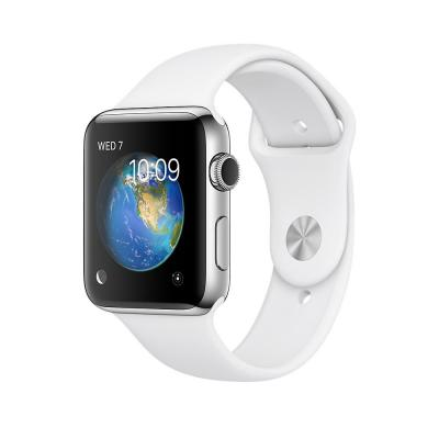 Apple smartwatch: Watch Series 2 Stainless Steel 42mm
