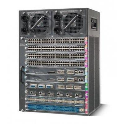 Cisco netwerkchassis: Catalyst 4500R-E