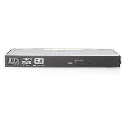 Hewlett packard enterprise brander: HP DL360G6 Slimline 12.7mm SATA DVD Optical Drive - Zwart