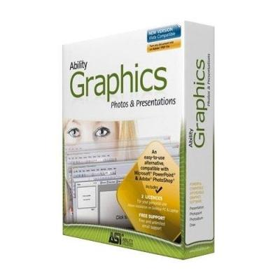 Ability grafische software: Graphics Photos & Presentations