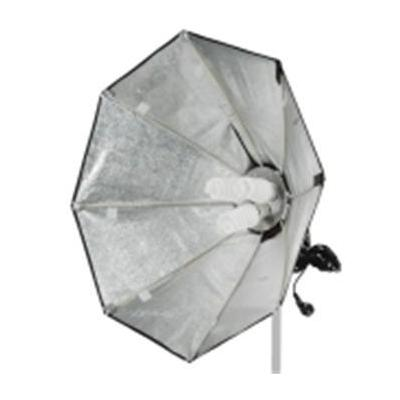 Walimex lamp: 15341 - Zwart, Zilver, Wit