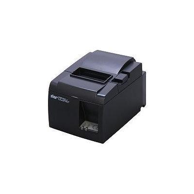 Star micronics pos bonprinter: TSP143 LAN, Cutter, Black - Grijs