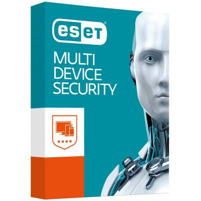 Eset software: Multi-Device Security Pack