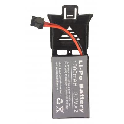 Denver : Battery for DCH-600 drone, LiPo 1000 mAh - Zwart