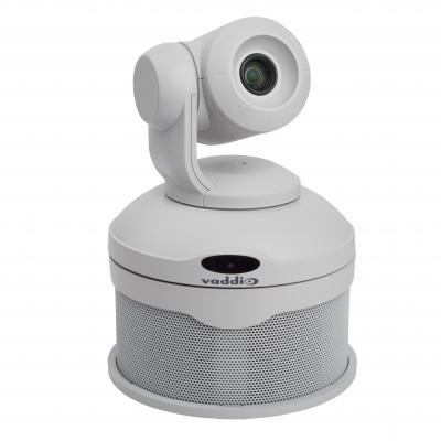 Vaddio videoconferentie systeem: ConferenceSHOT AV Bundle – Huddle - Zwart, Wit