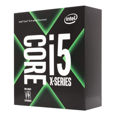 Intel processor: Core i5-7640X