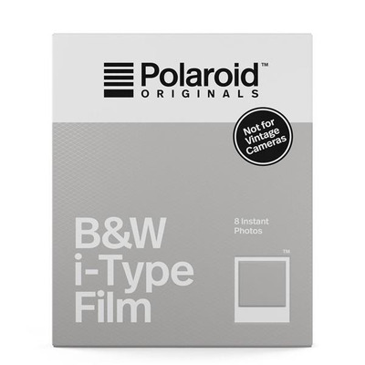 Polaroid foto film: B&W i-Type Film