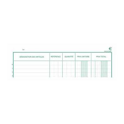 Exacompta bedrijfsformulier: P.10 VEL GOLFKARTON 50X70 ZW.