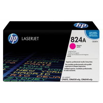 Hp drum: 824A magenta LaserJet fotogevoelige rol