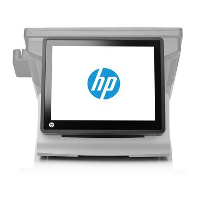 Hp POS terminal: RP7 Retail RP7 10,4-inch display voor de klant - Zwart