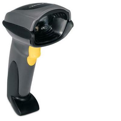 Zebra barcode scanner: DS6708-DL - Zwart