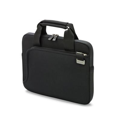 Dicota laptoptas: Smart Skin 12-12.5 - Zwart