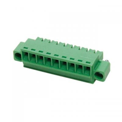 Digi elektrische aansluitklem: SERIAL SCREW TERMINAL, green - Groen