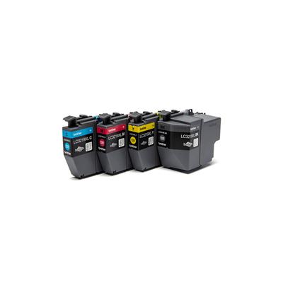 Brother Voordeelverpakking met alle vier cartridges LC-3219XLC, LC-3219XLM, LC-3219XLY, LC-3219XLBK .....