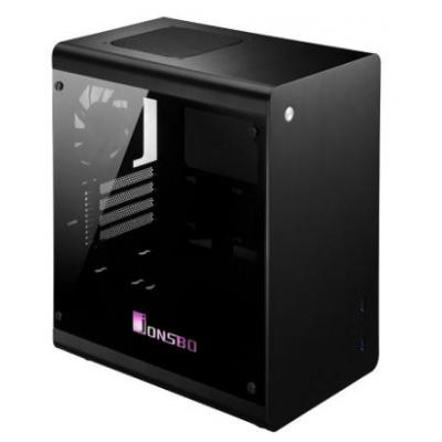 """Cooltek M-ATX / Mini-ITX, 2x 8.89 cm (3.5"""") drive bay internal, 5x 6.35 cm (2.5"""") drive bay internal, 2x USB ....."""