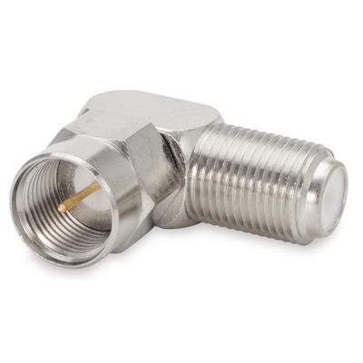 Spaun WS 90 F Set Coaxconnector - Zilver
