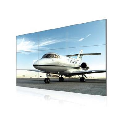 "LG 139.7 cm (55"") 1920 x 1080, USB 2.0, DVI-D/HDMIVGA, 23000g, Black Public display - Zwart"