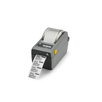 Zebra labelprinter: ZD410 - Grijs