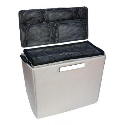 Peli 1445 Case accessoire - Beige, Zwart