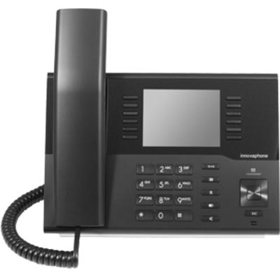 Innovaphone IP222 IP telefoon - Zwart