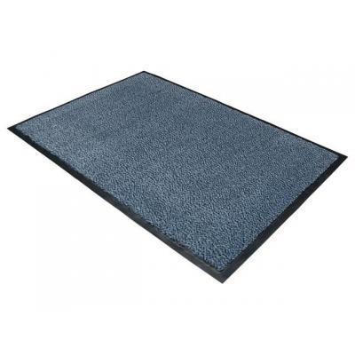 Floortex mat: Vloermat entree 60x90cm blauw