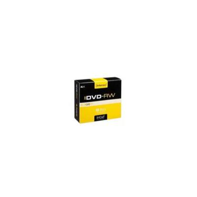 Intenso DVD: DVD-RW 4.7GB, 4x