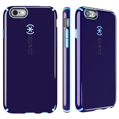Speck CandyShell Mobile phone case - Blauw, Paars